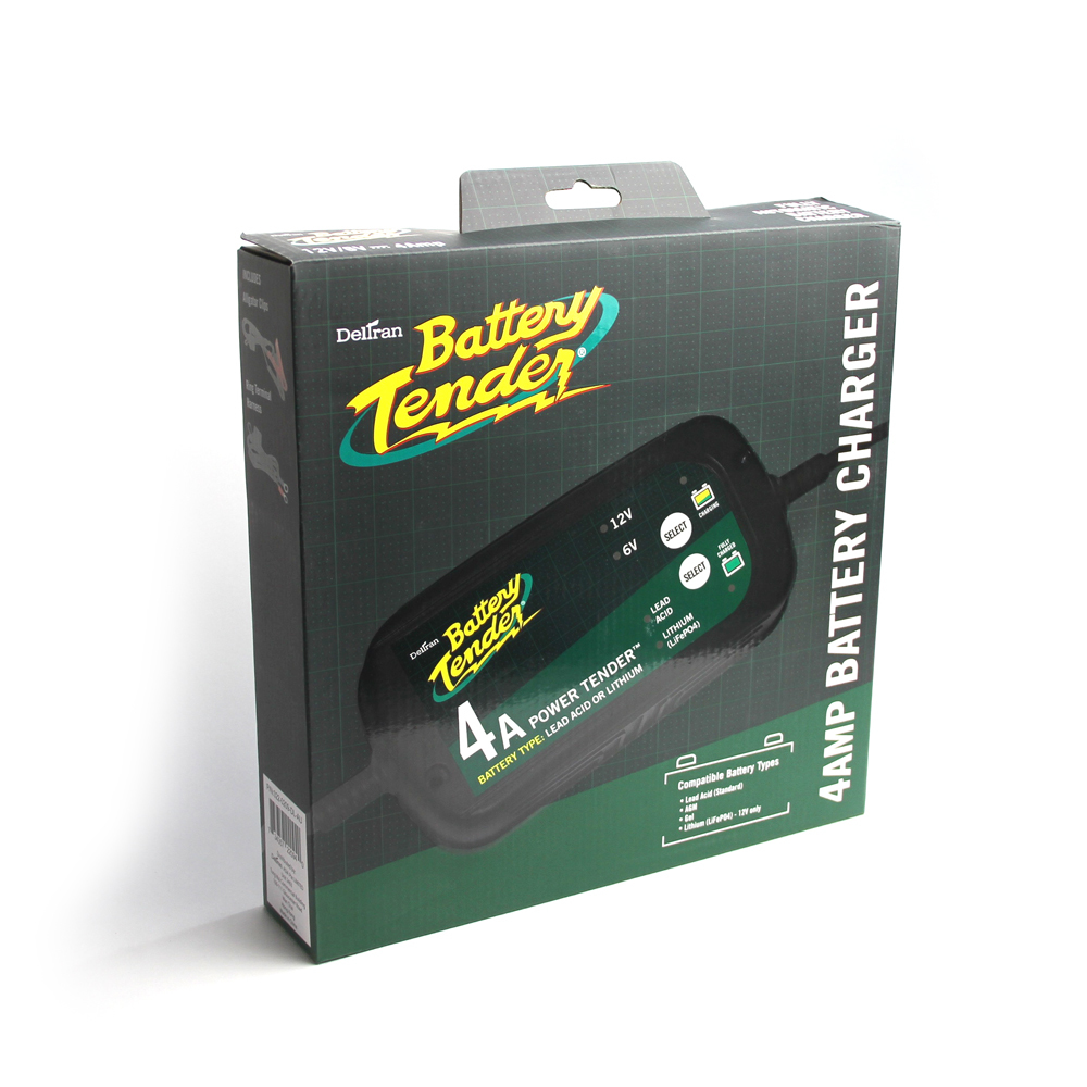 Battery Tender 4 Amp Selectable Charger