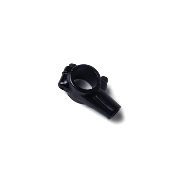 Mirror Mount Clamp Black