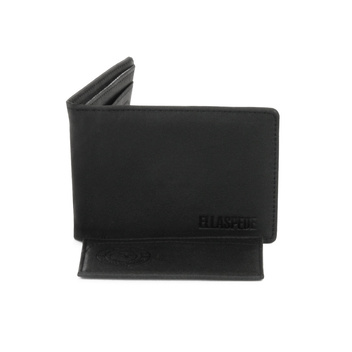 Kangaroo Leather Wallet Black