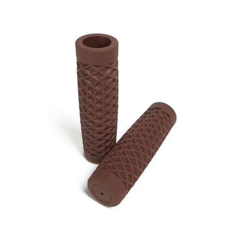 Vans x Cult MC Grips Brown [Grip Size: 1 Inch Bars (25.4mm)]