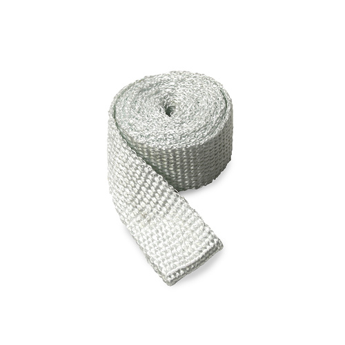 Exhaust Wrap White