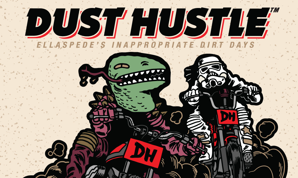 2019 Dust Hustle Official Poster main image