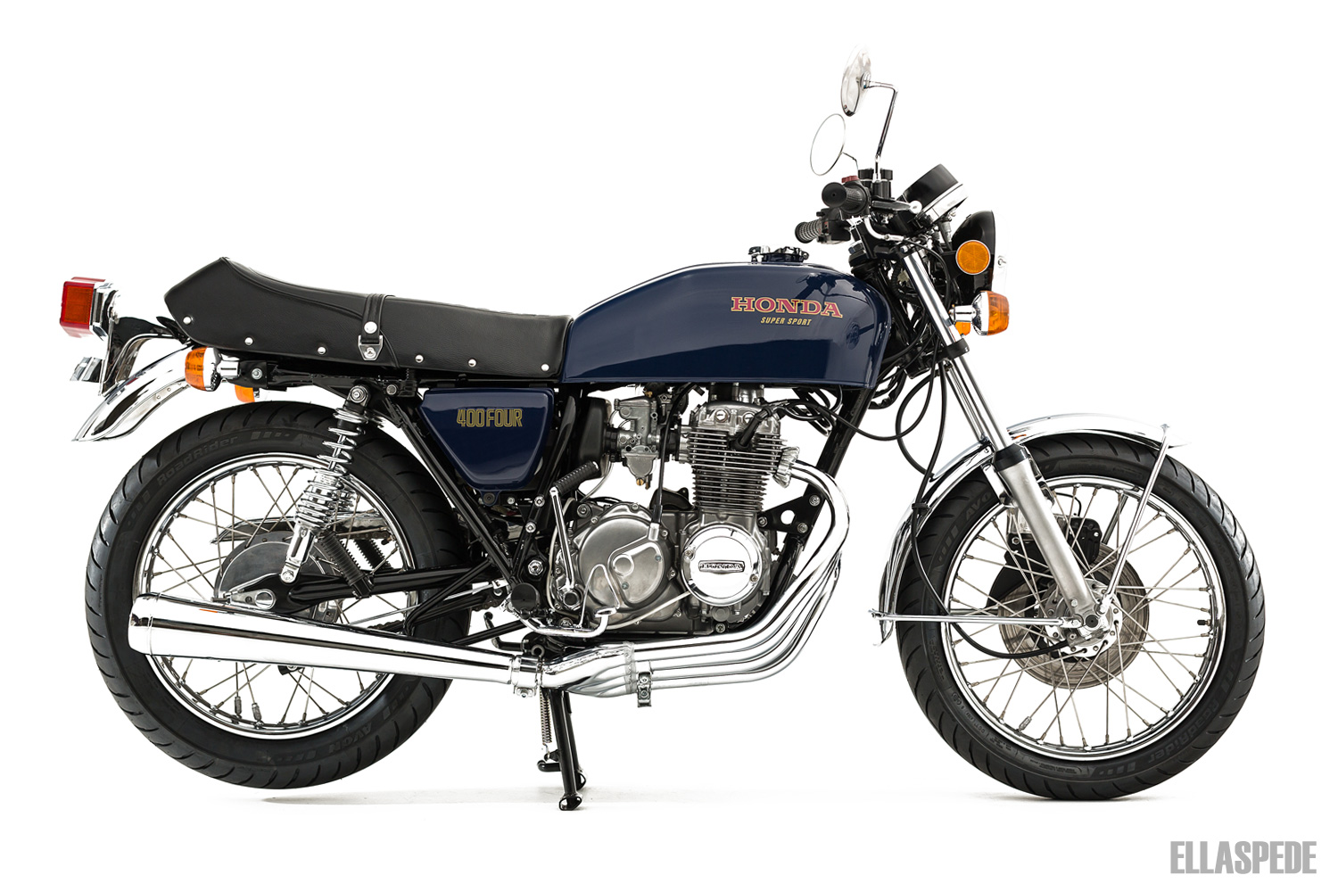 EB330 – 1977 Honda CB400 Supersport image